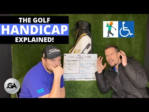 How Does The Golf Handicap Work? | 2020 World Handicap Explained