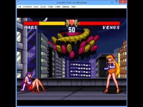 Sailor Moon Super S Super Nintendo