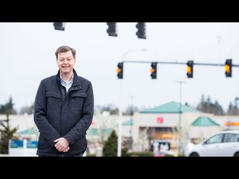 """An Oregon man was fined $500 for """"practicing unlicensed traffic engineering"""" when he wrote the State of Oregon with suggestions on how to improve their red light patterns."""
