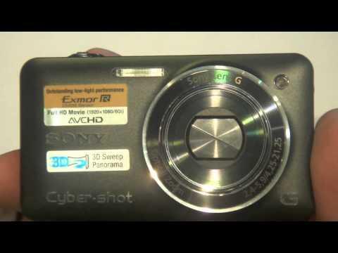 Sony DSC-WX5 UNBOXING