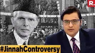Video Is Jinnah Controversy Pre-Planned? | The Debate With Arnab Goswami MP3, 3GP, MP4, WEBM, AVI, FLV April 2019