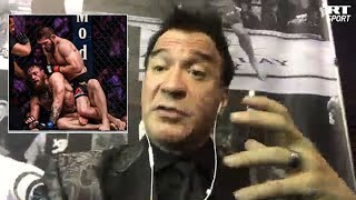 Video Khabib v McGregor: Robin Black breaks down UFC 229 title match MP3, 3GP, MP4, WEBM, AVI, FLV Februari 2019