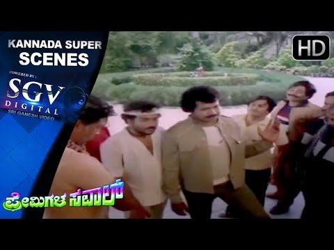 Video Prabhakar Help Ravichandran and Fight With Vajramuni - Climax Scene -  Kannada Super Action Scenes download in MP3, 3GP, MP4, WEBM, AVI, FLV January 2017