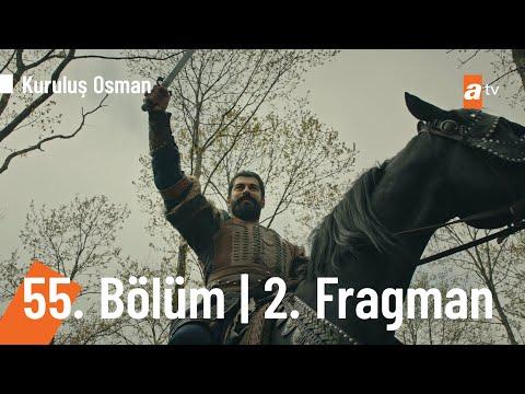 Kuruluş Osman 55. Bölüm 2. Fragmanı