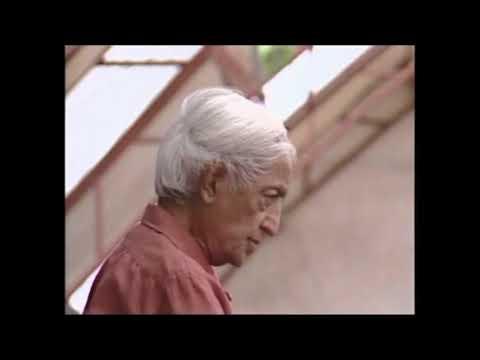 J. Krishnamurti - Was ist Schuld? (Deutsch)