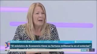 Margarita Stolbizer en LN+PM 8/08/17