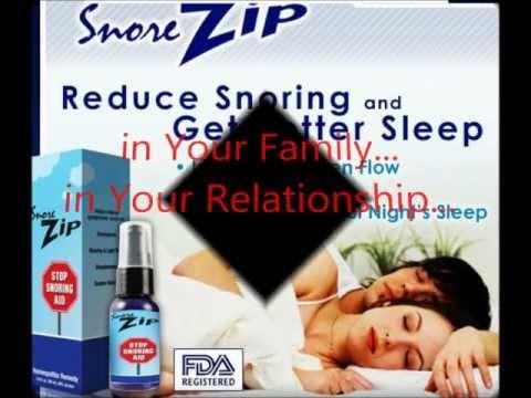 Snore Zip