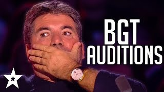 Video Britain's Got Talent 2019 Auditions | WEEK 1 | Got Talent Global MP3, 3GP, MP4, WEBM, AVI, FLV Juni 2019