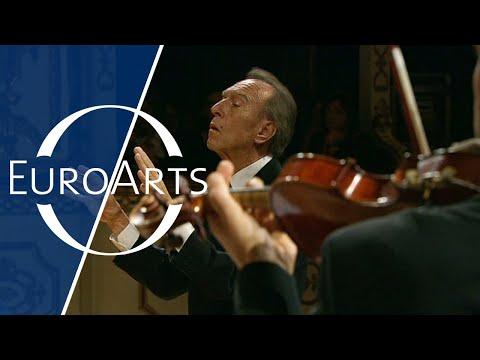 Bach: Brandenburg Concerto No. 4 in G major, BWV 1049 (Orchestra Mozart, Claudio Abbado) (видео)
