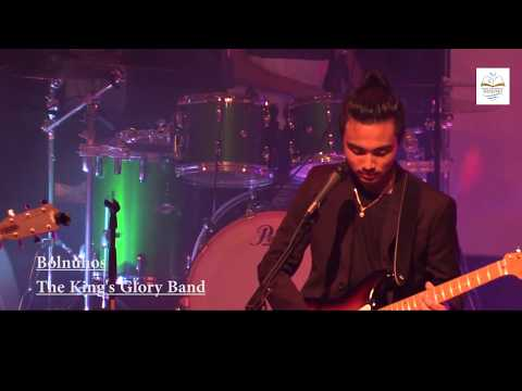 Bolnuhos New nepali Christian Song by The King's Glory Band Live performance |Raju Rai |