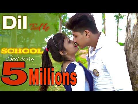 Dil Tod Ke Hasti ho mera |  Sad School  Love Story | Female Version |  Himani | Bpraak | Gm Studio.