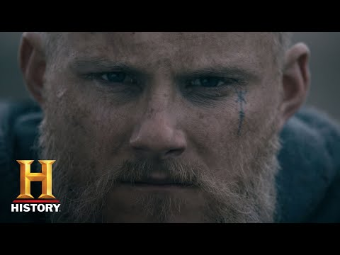Vikings: BJORN VS. IVAR IN BRUTAL COMBAT (Season 6) | History