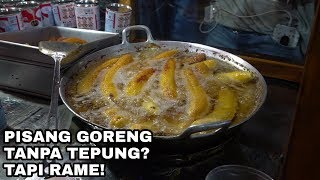 Video PISANG GORENG TANPA TEPUNG?! TAPI RAME! MP3, 3GP, MP4, WEBM, AVI, FLV Mei 2019