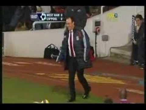Homenaje a Rafa Benitez