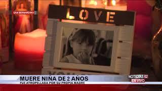 Niña murió atropellada por su propia madre- Noticias 62 - Thumbnail