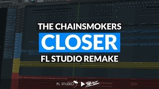 Video The Chainsmokers - Closer ft. Halsey (Instrumental/FL Studio Remake) download in MP3, 3GP, MP4, WEBM, AVI, FLV Mei 2017
