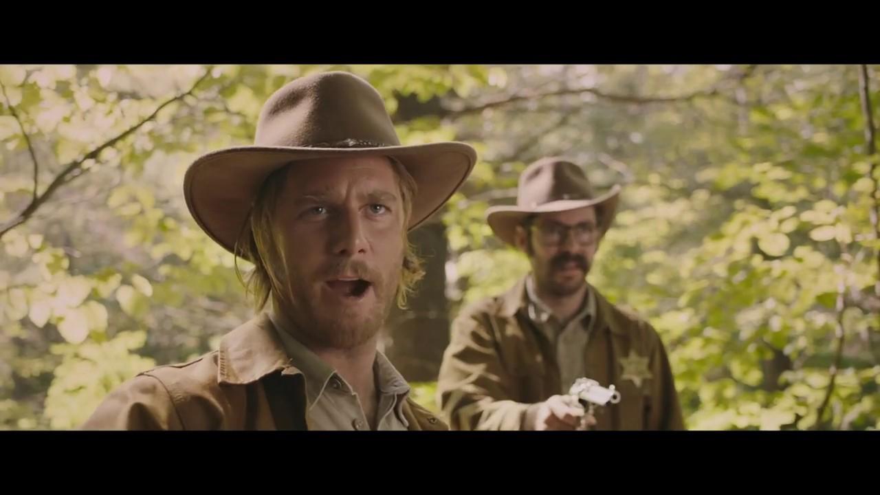 Ron Perlman Tails em, Nails em & Jails em in Adventure Western-Comedy 'The Escape of Prisoner 614' (Trailer)