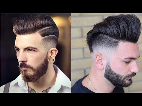Mens hairstyles - Men's Hairstyle For (Hair Cute ) 2018/2019  Best Hair For Men