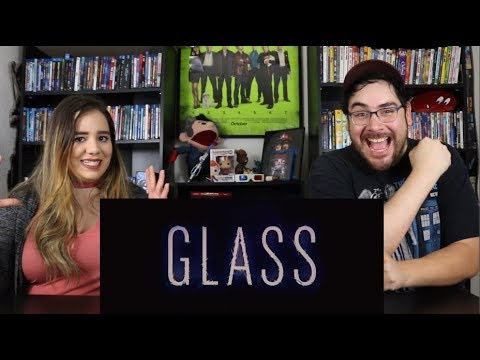Glass - Comic Con Official Trailer Reaction / Reveiw