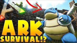 I GOT PRANKED - ARK SURVIVAL EVOLVED POKEMON MOD (ARKMON) #6