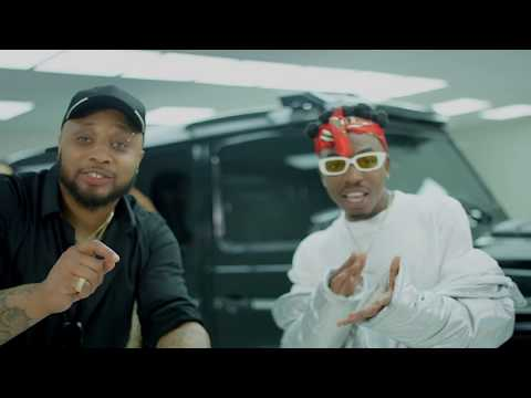 B Red - Dance (Official Video) feat. Mayorkun