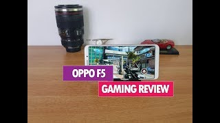 Video Oppo F5 Gaming Review with Heating Test and Benchmark MP3, 3GP, MP4, WEBM, AVI, FLV November 2017