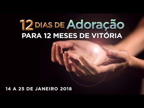 Pr. Arcelino -12 dias de Adoração (5º Dia) - 18/01