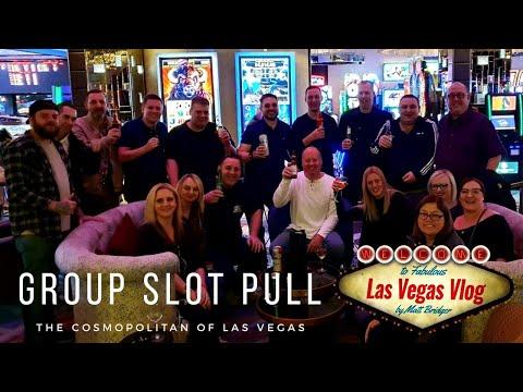 High Limit Group Slot Pull #6 Dragon Link (The Cosmopolitan of Las Vegas, 26th November 2019)