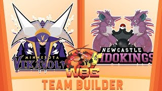 TRYING SOMETHING NEW!! WBE Week 5 Minnesota Vikavolts vs Newcastle Nidokings by aDrive