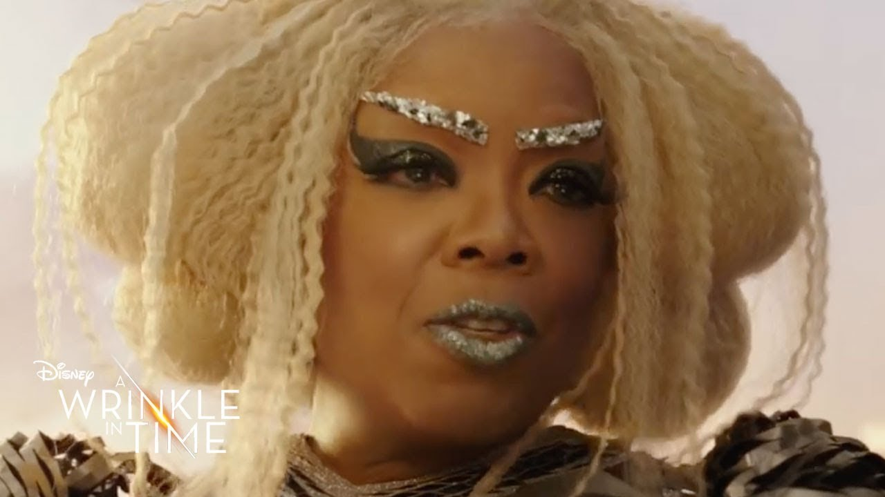 Find the Courage to Face the Darkness in Ava DuVernay Disney's Sci-Fi Fantasy 'A Wrinkle in Time' (Clip) with All-Star Ensemble Cast