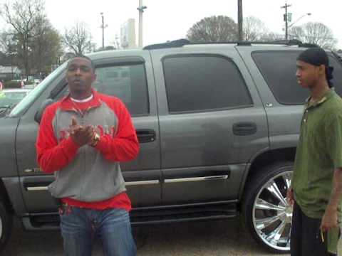 Chevy Tahoe on 28's...Autoline of Norfolk does it again!!!