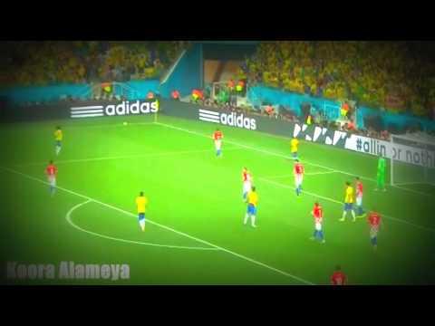 كأس العالم ٢٠١٤ – ملخص مباراه الافتتاح – البرازيل/كرواتيا
