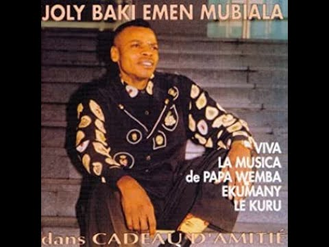 amitier - Jolly Mubiala Baki Amen, King Kester Emeneya, Koffi Olomide, JB Mpiana, Werrason, Viva la musica, Congo, Amour, Rumba, Yzbie Belle, Papa Wemba, Varit congo...