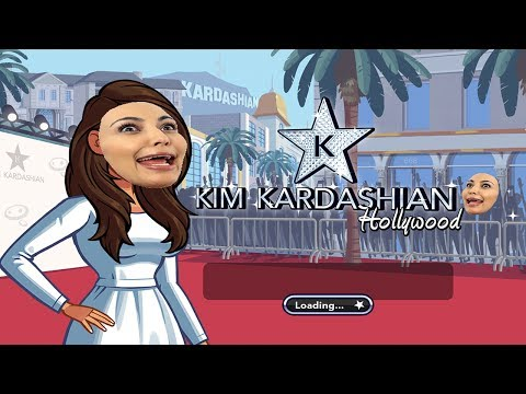 Android Games: Kim Kardashian:Hollywood – First Look