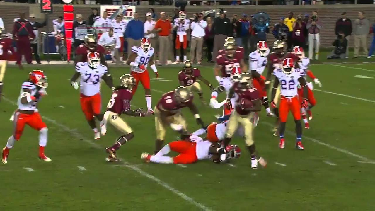 Sharrif Floyd vs Florida State (2012)