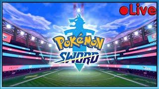 Pokemon Sword - Battling Subscribers! - • Live