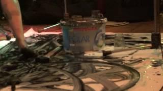Video Svatá Kráva - performance - Magické noci