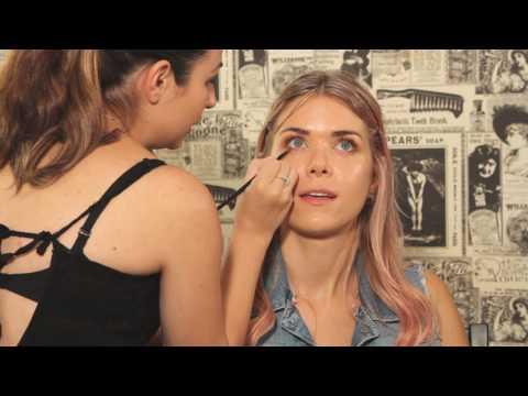 Tutorial de maquillaje básico de día