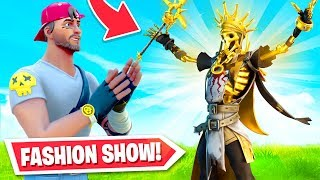 *NEW* Fortnite FASHION SHOW! (BEST Skins = PRIZES) by Ali-A