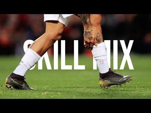Crazy Football Skills 2019 - Skill Mix #5 | HD - Thời lượng: 10 phút.