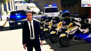 Video CONVOI POLICE | PASSATION DE POUVOIR | GTA 5 ROLEPLAY FR MP3, 3GP, MP4, WEBM, AVI, FLV Mei 2017