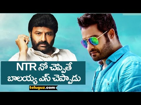 Jr NTR Rejects Balakrishna Accepts Puri Jagannath Offer