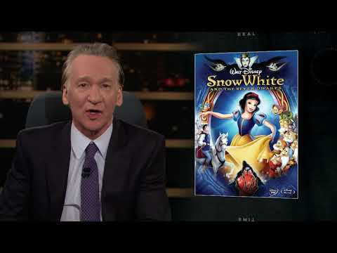 Real Time with Bill Maher: New Rule: Hollywood's Grey Area