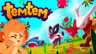 IS TEMTEM THE NEW POKÉMON?! | (Tem Tem Part 1)