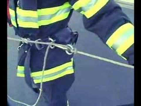 Fire Innovations Firefighter Bailout System