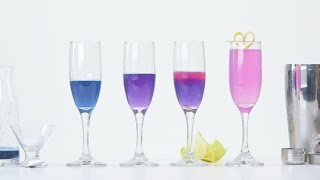 This Color-Changing Cocktail Is Pure Magic by POPSUGAR Girls' Guide