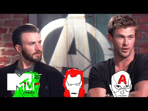 WATCH! The Avengers: Age of Ultron Cast Explain The Marvel Universe In 60 Seconds