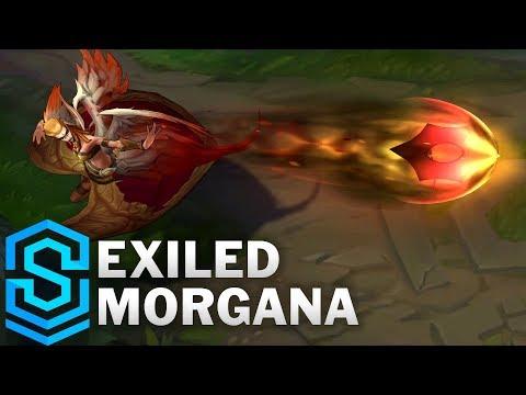 Morgana Lưu Đày