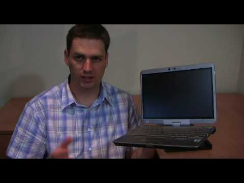 HP 2730P Elitebook Tablet PC Review