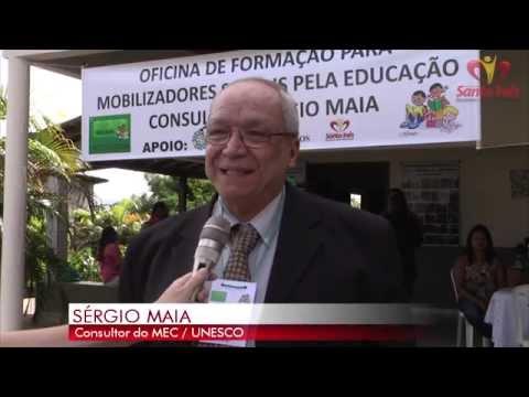 OFICINA PARA FORMAÇÃO DE MOBILIZADORES SOCIAIS PELA EDUCAÇÃO